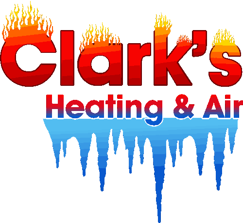 Clark's Heating and Air Logo