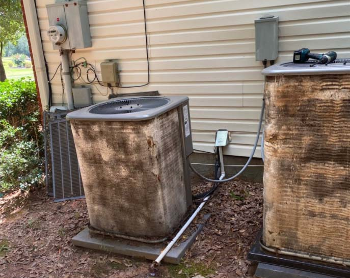 Common Problems with Your AC Unit