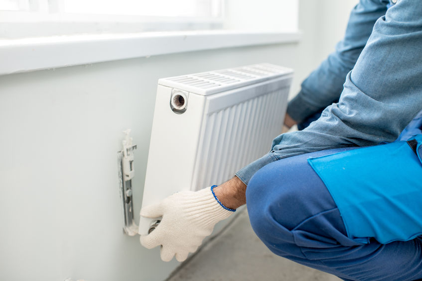 heating installation in Braselton, GA