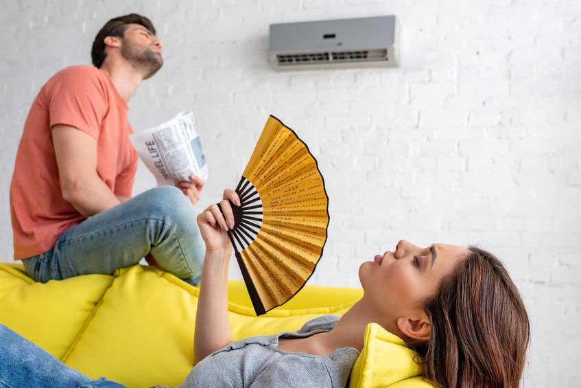 air conditioning repair in Braselton, GA