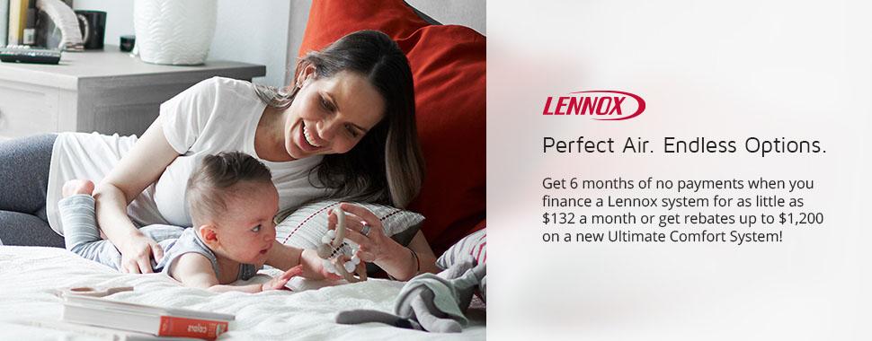 lennox promotions